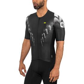Alé Cycling R-EV1 Pro Race Maillot de cyclisme à manches courtes Homme, black-white
